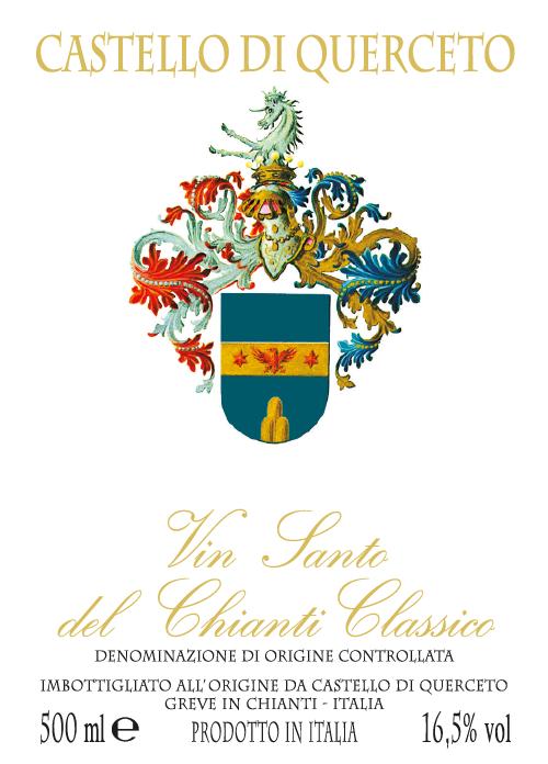 Castello di Querceto Vin Santo del Chianti Classico