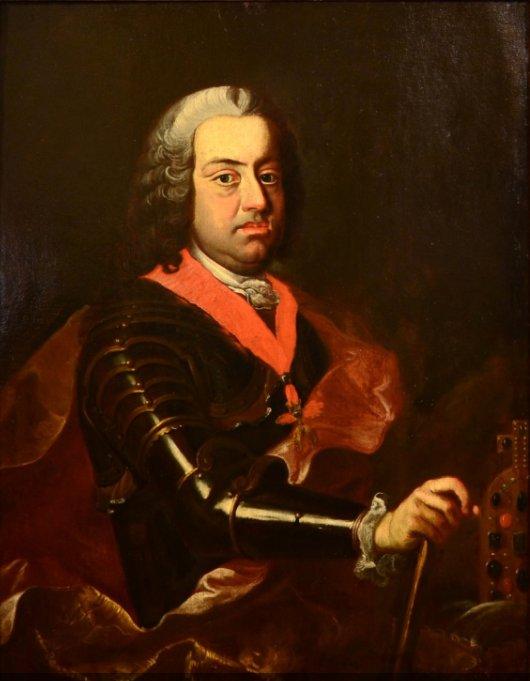 Francesco III di Lorena - Castello di Querceto