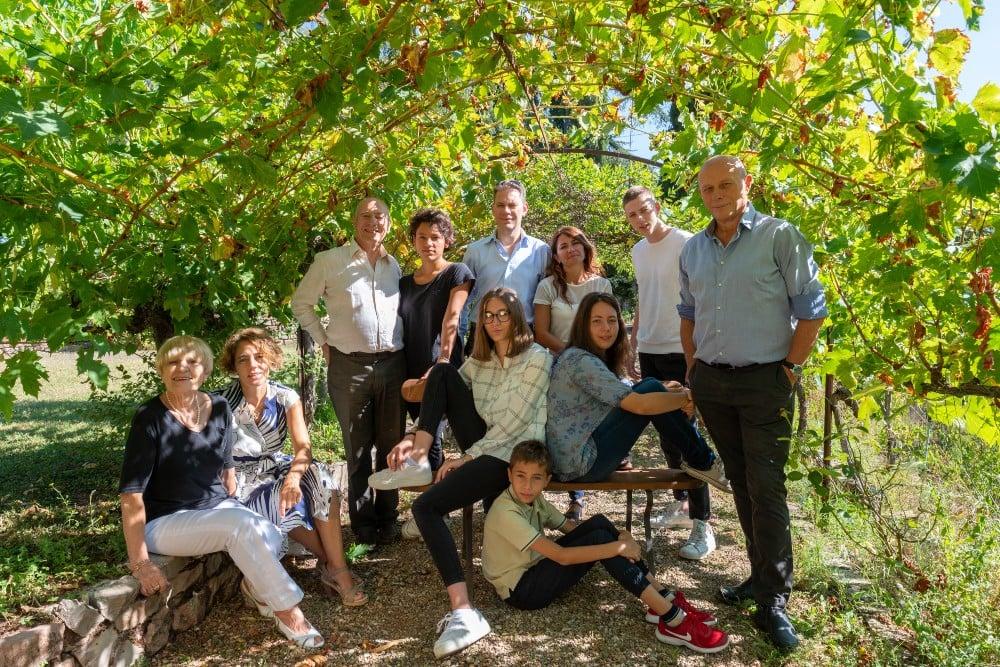 La famiglia oggi - Castello di Querceto