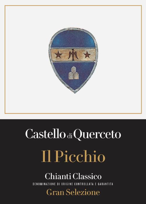 il Picchio - Castello di Querceto