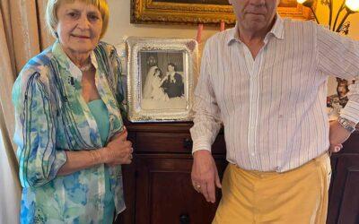 I primi 60 anni vissuti insieme